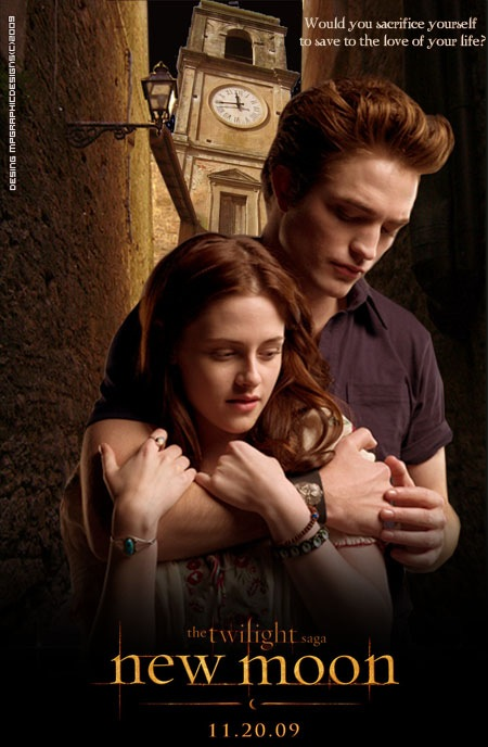 New Moon, affiches non-officielles - Page 2 Newmoonfanposter2