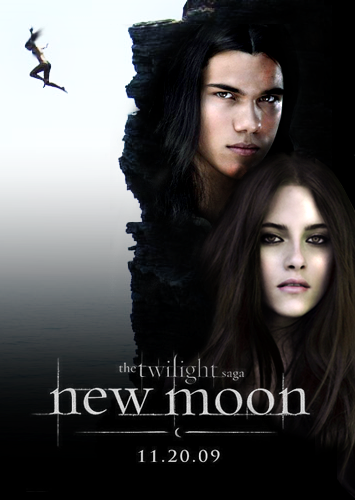 New Moon, affiches non-officielles - Page 2 Newmoonposter2c