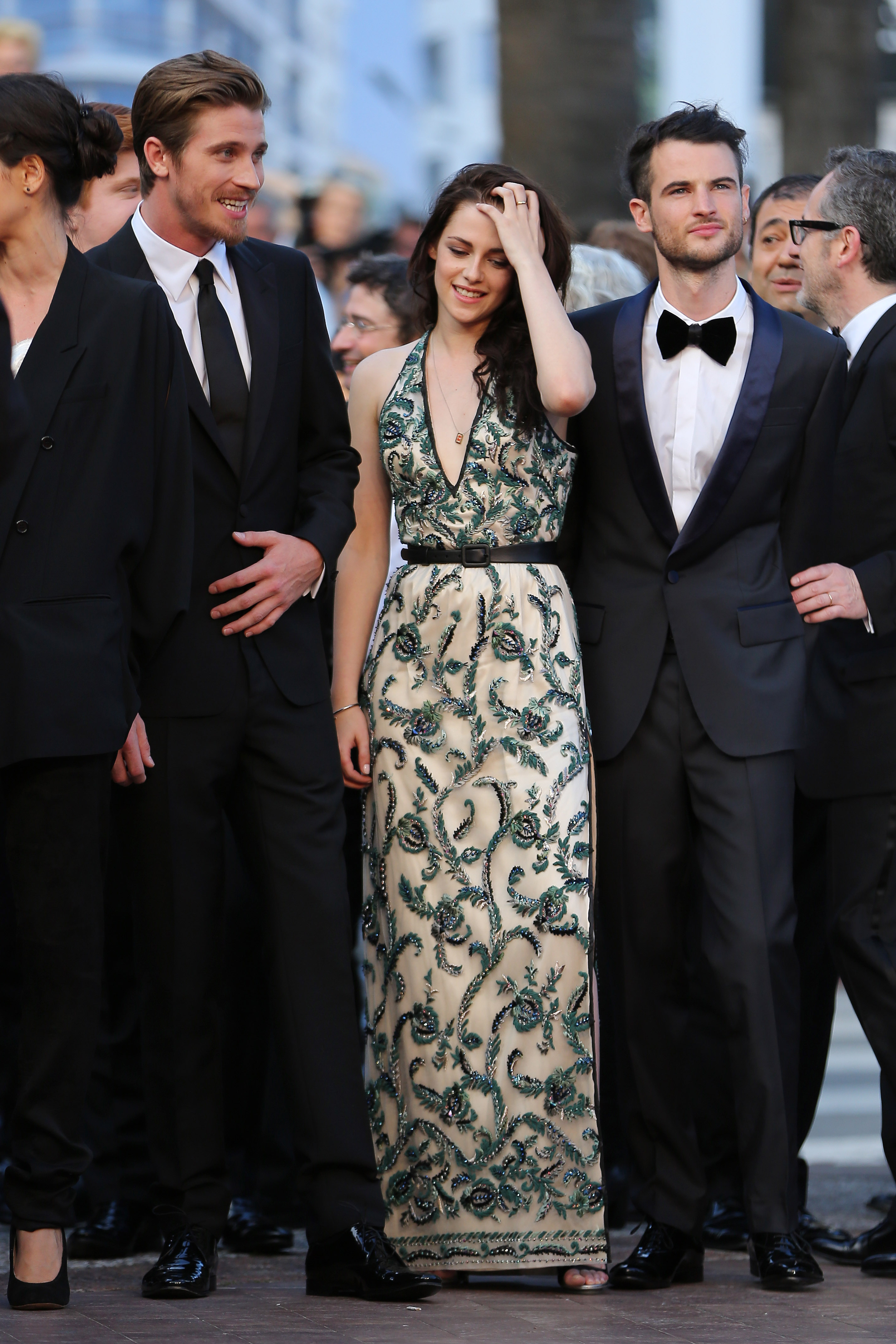 Kristen Stewart On The Road Pour le Tapis Rouge de Cannes (2012)