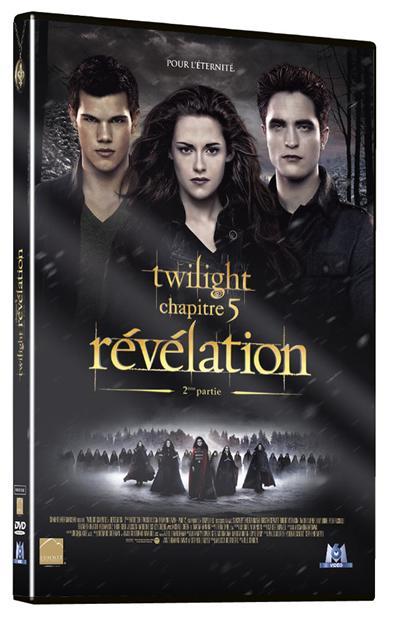 Twilight – Chapitre 5 : Révélation 2e partie [HD DVD] dvdrip