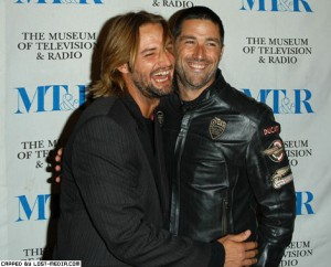 josh holloway&matthewfox