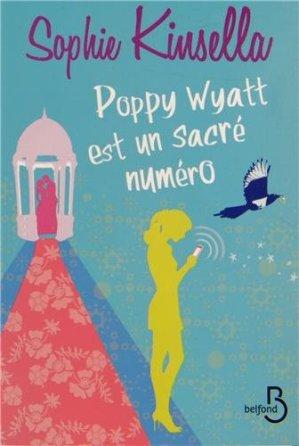 Poppy Wyatt est un sacré numéro
