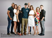 Arrow Entertainment Weekly's