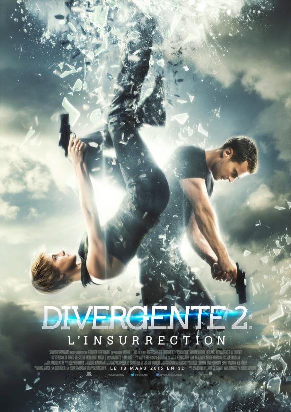 Divergente 2- l'Insurrection de Robert Schwentke