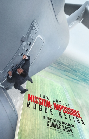 Mission Impossible - Affiche teaser