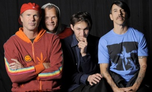 Red Hot Chili Peppers 2015