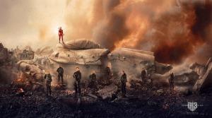 Hunger Games 4 - La chute de Snow