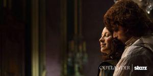 Outlander saison 2 - Claire et Jamie 2
