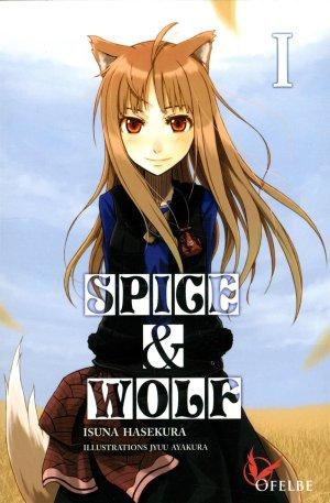 Spice & Wolf de Isuna Hasekura