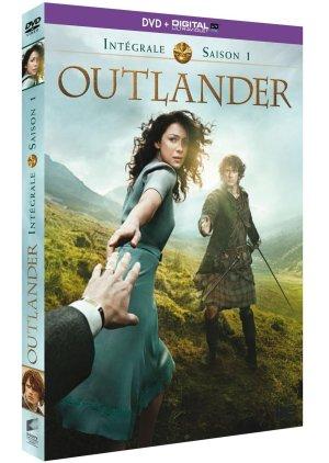 DVD Outlander Intégrale de la Saison 1