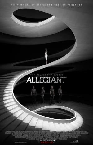 Nouveau Poster Divergente 3 Allegiant