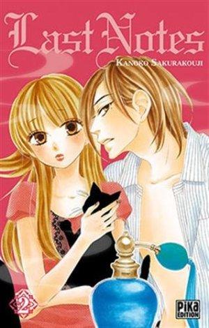 Last Notes tome 2 de Kanoko Sakurakouji