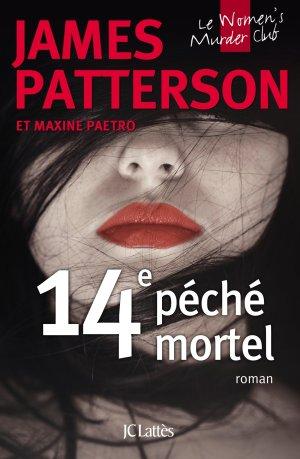 14e péché morel, Patterson ( couverture)