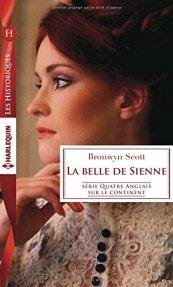 Belle de Sienne, couvertures