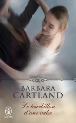 Le tourbillon d'une valse, Barbara Cartland, J'ai Lu pour elle