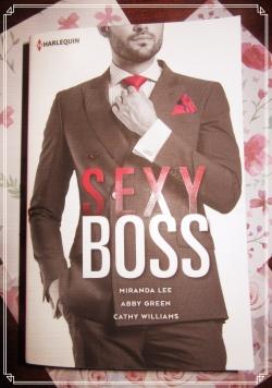 Sexy Boss Harlequin