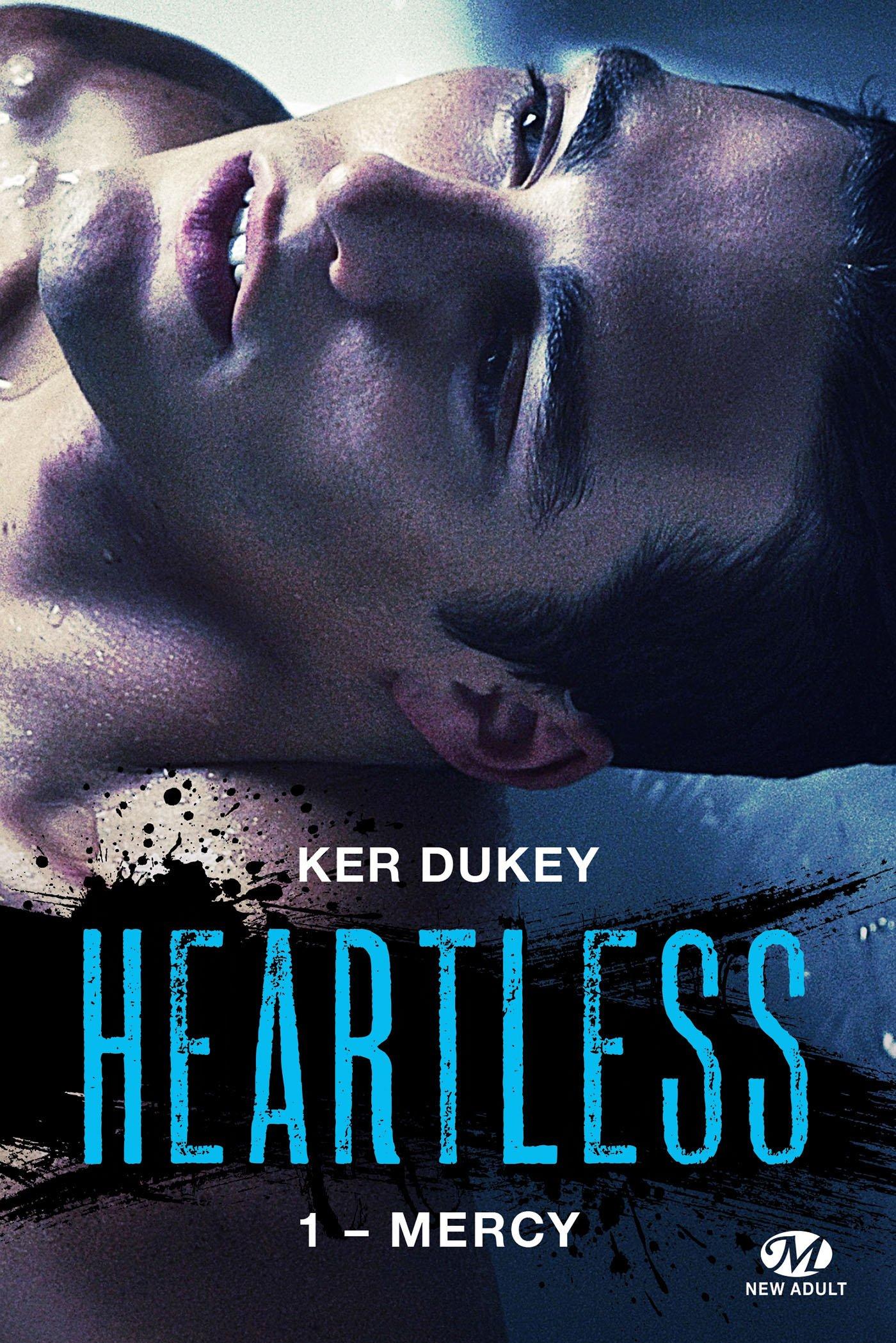 Heartless tome 1, Mercy : ma première Dark Romance